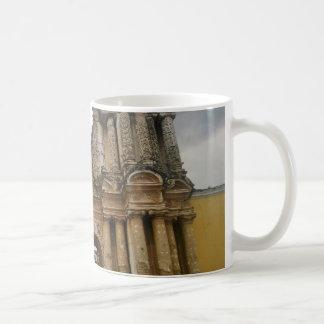 Fördärvar av Antigua Guatemala Kaffemugg