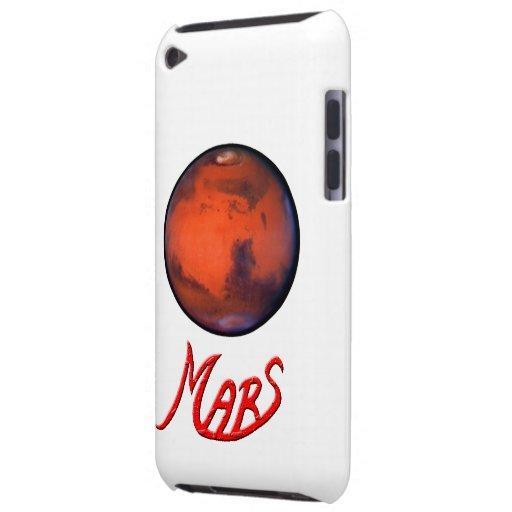 Fördärvar - det röda planet - ipod touch case