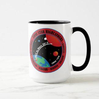 Fördärvar kaffekoppen 2011 för 101 besättning mugg