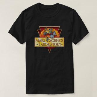 Fördärvar logotypen för beskickningen för t shirt