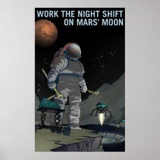 Fördärvar rekrytering - affisch för