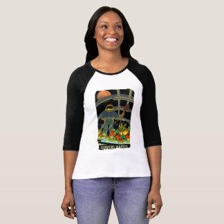 Fördärvar utforskare - den bönder önskade T-tröja T Shirts