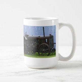 Fordon för arbete för transport för maskin för kaffemugg