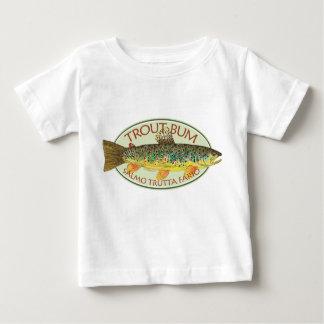 Forellflygfiske Tee Shirts