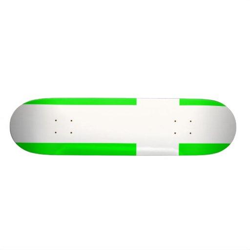 Föreslagen Grönland, Danmark Skateboard Bräda 20 Cm