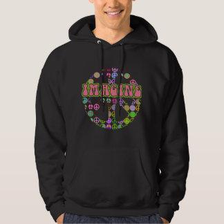 Föreställ fred sweatshirt