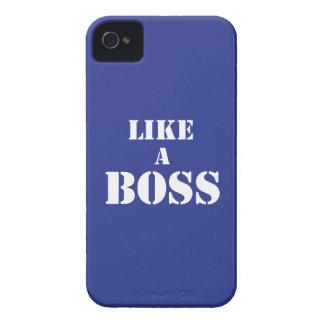 Företags chef Case-Mate iPhone 4 fodral