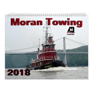 Företags Moran Kalender
