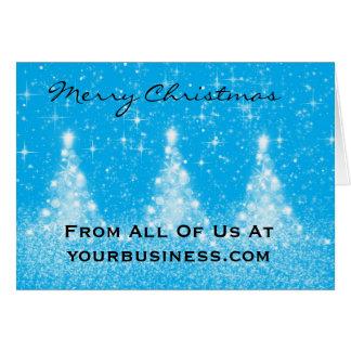 Företagsgod julkort hälsningskort