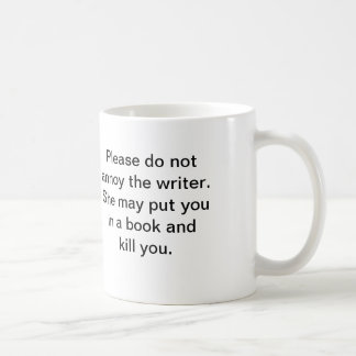 Författare mugg (hon)
