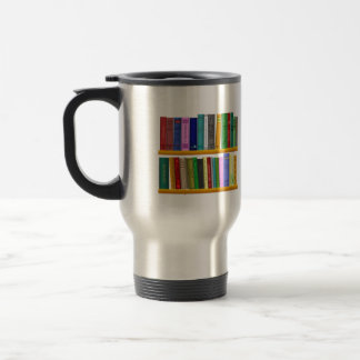 Författare travel mug (han) resemugg