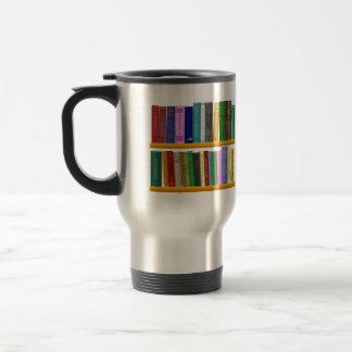 Författare travel mug (hon) rostfritt stål resemugg