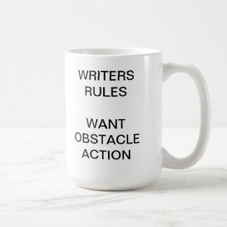 Författareregler Kaffemugg