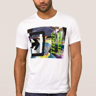 Förhöjd scenisk rutt Sk8r T Shirts