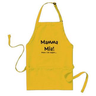 Förkläde - Mamma Mia!