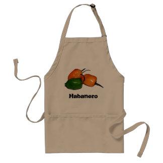 Förkläde med habanerochilien
