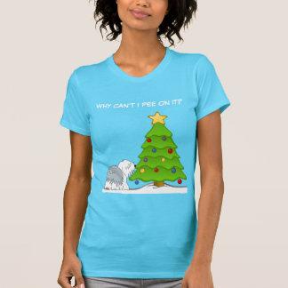 Förklaring av jul till din hund t-shirt