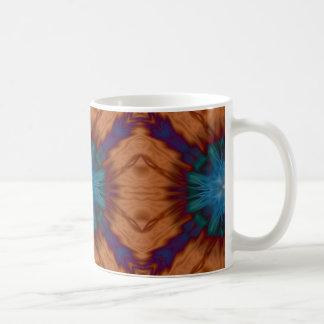 Förkoppra deppighet kaffemugg
