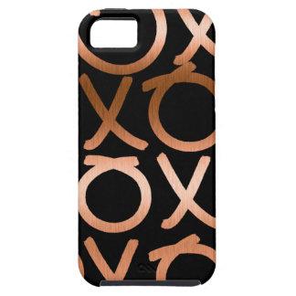 Förkoppra XOXO iPhone 5 Cover
