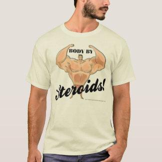 Förkroppsliga vid steroider tröja