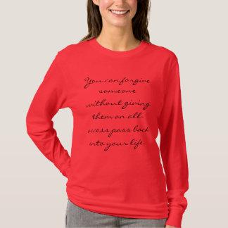 Förlåtelse T-shirt