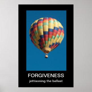 FörlåtelseDemotivational affisch