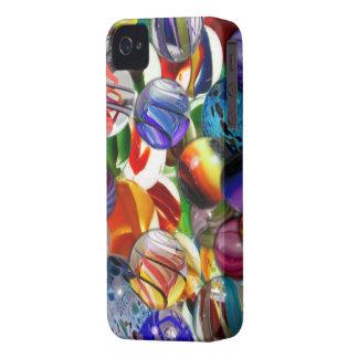 förlora min marmorar iPhone 4 case