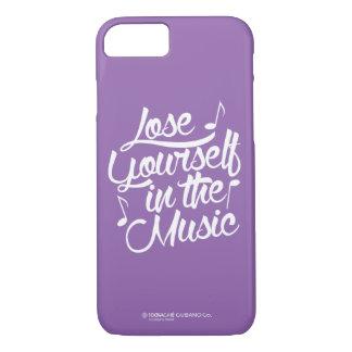 Förlora sig Yourself i fodral för musikiPhone 7