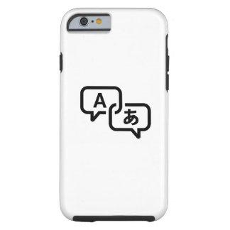 Förlorade i fodral för tough iPhone 6 case