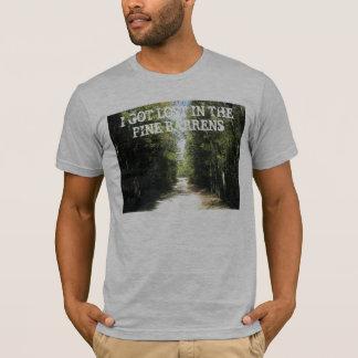 Förlorade i gräset Barrens Tshirts
