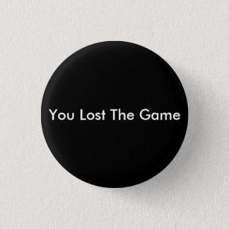 Förlorade leken mini knapp rund 3.2 cm