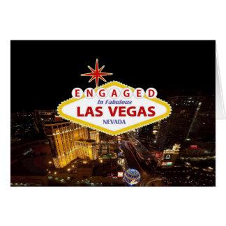FÖRLOVAT i det sagolika Las Vegas kortet Kort