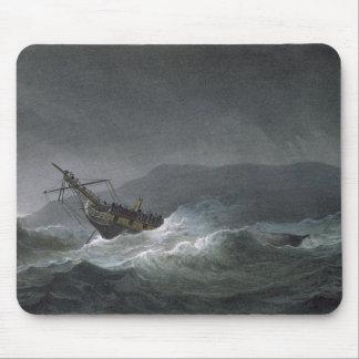 Förlust av Blanchen, av Abrevack, 4th mars, 1807 Musmatta