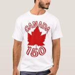 Format Kanada för Kanada 150 T-tröjaplus 150 T-shirts