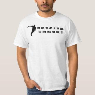 Formatet betyder inte t shirts