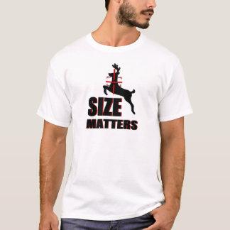 Formatmaterier! Hjortjakt T-shirts