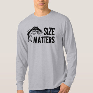 Formatmaterier! Rolig fiskedesign T Shirt