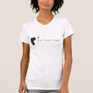Formgivare för T-tröjaDesign-poesi Tee