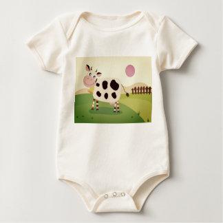 Formgivare förkroppsligar kostymen med kon bodies för bebisar