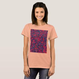 Formgivaret-skjorta med trianglar tee shirts