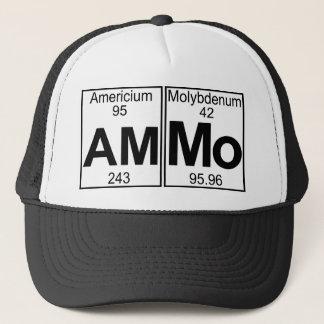 Förmiddag-mo (full ammo) - truckerkeps