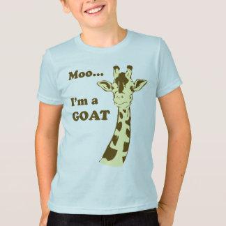 Förmiddagen för mu… I en GET lurar skjortan Tröjor