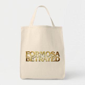 Formosa förrådde matkassen tygkasse