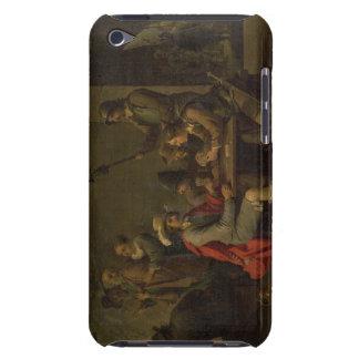 Förnekandet av St Peter, 1646 (olja på kanfas) Case-Mate iPod Touch Case