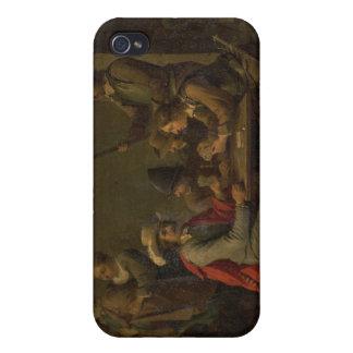 Förnekandet av St Peter, 1646 (olja på kanfas) iPhone 4 Skydd