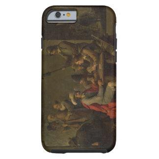 Förnekandet av St Peter, 1646 (olja på kanfas) Tough iPhone 6 Fodral