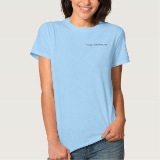 Forney Cowboykyrka Tee Shirts