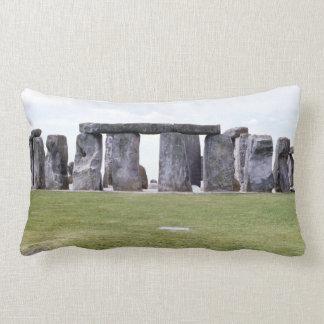 Forntida dekor 1969 Stonehenge för förhistorisk Lumbarkudde