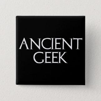 Forntida Geek Standard Kanpp Fyrkantig 5.1 Cm