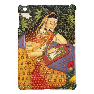 Forntida indisk Mughal Princess iPad Mini Skydd
